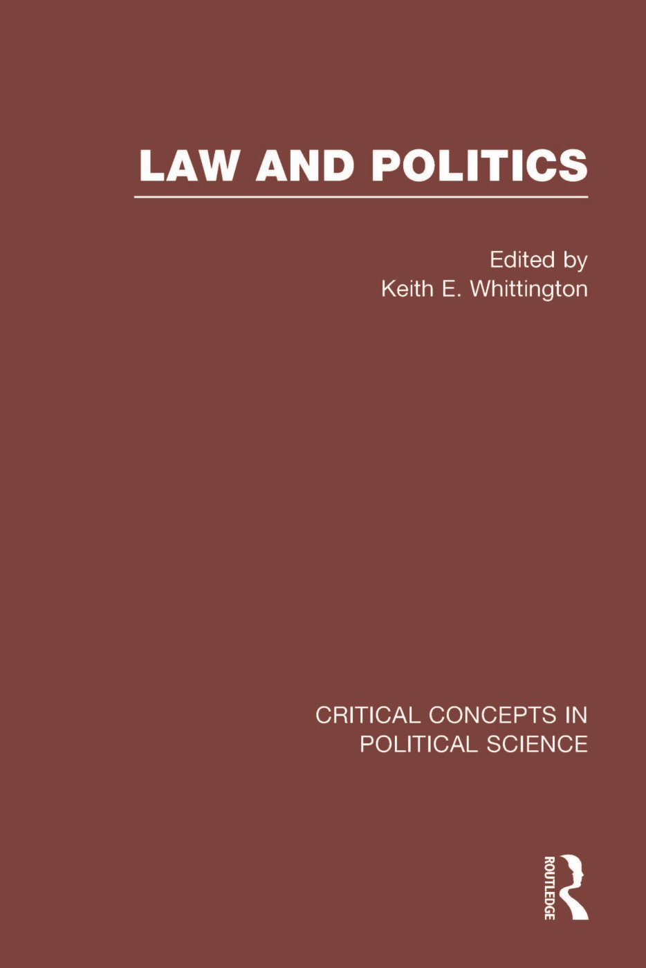 Law and Politics book cover