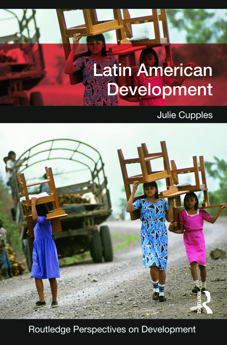 Latin American Development (Paperback) book cover
