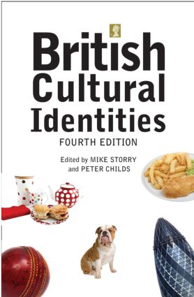 British Cultural Identities: 4th Edition (Paperback) book cover