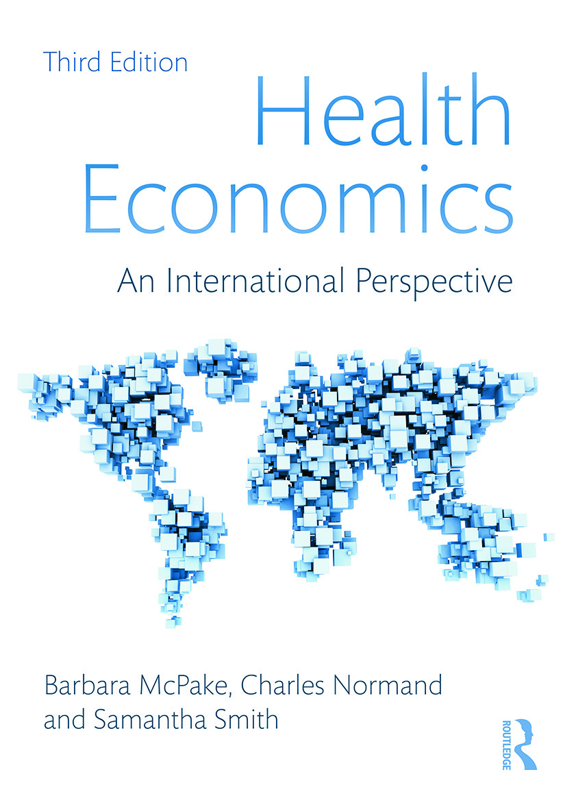 Health Economics: An International Perspective, 3rd Edition (Paperback) book cover