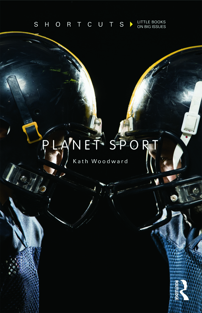 Planet Sport (Paperback) book cover