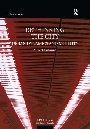 ReThinking the City: 1st Edition (e-Book) book cover