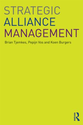 Strategic Alliance Management (Paperback) book cover