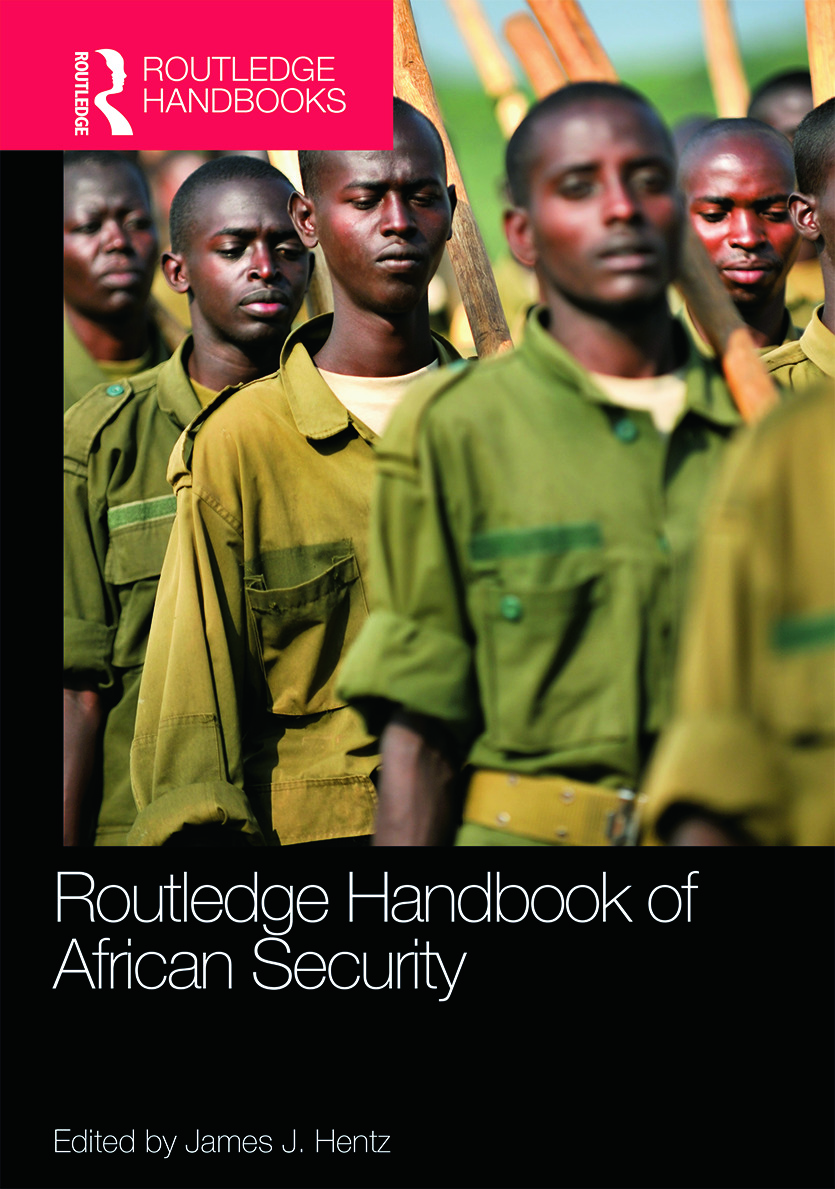 Routledge Handbook of African Security book cover