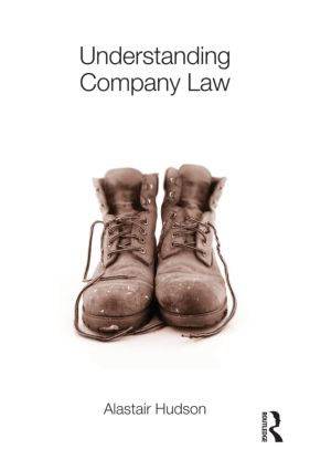 Understanding Company Law (Paperback) book cover