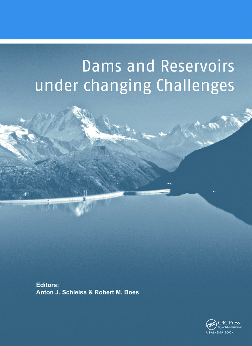 Dams and Reservoirs under Changing Challenges: 1st Edition (Hardback) book cover