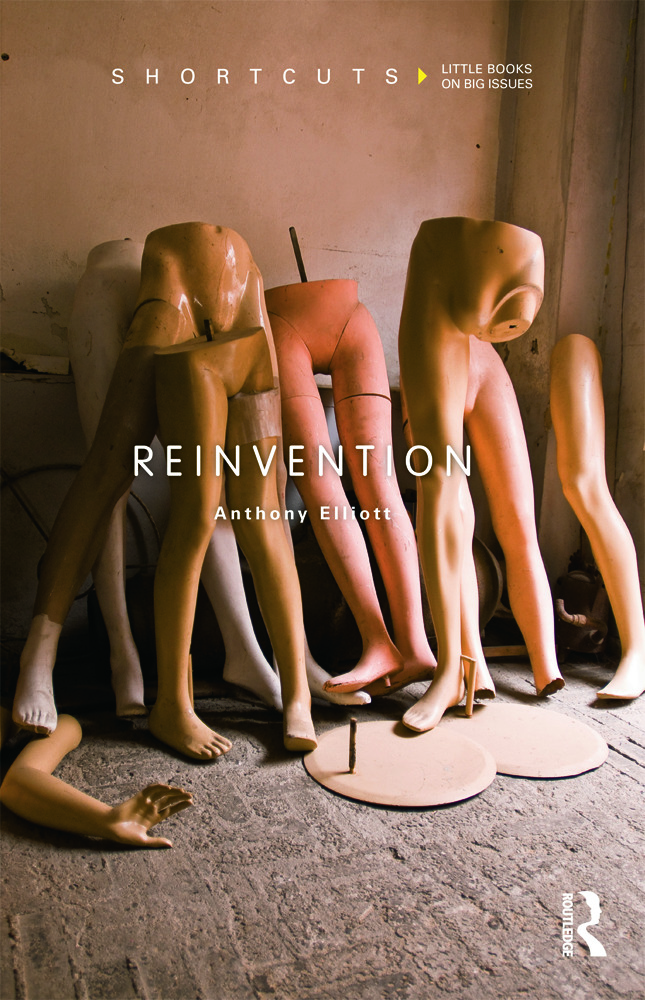 Reinvention (Paperback) book cover