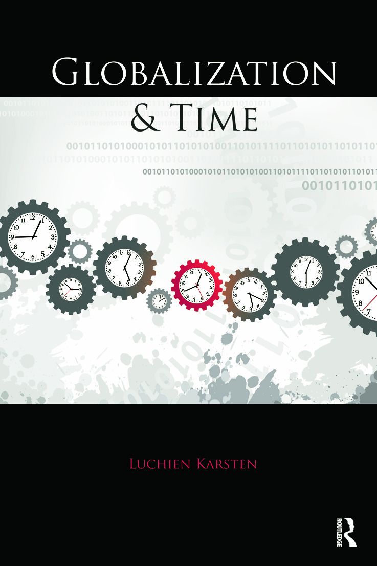 Globalization and Time (Hardback) book cover