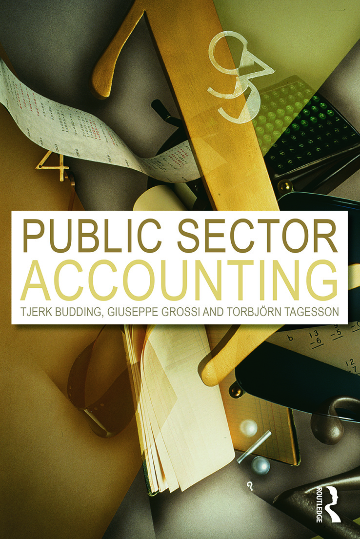 Public Sector Accounting: 1st Edition (Paperback) book cover