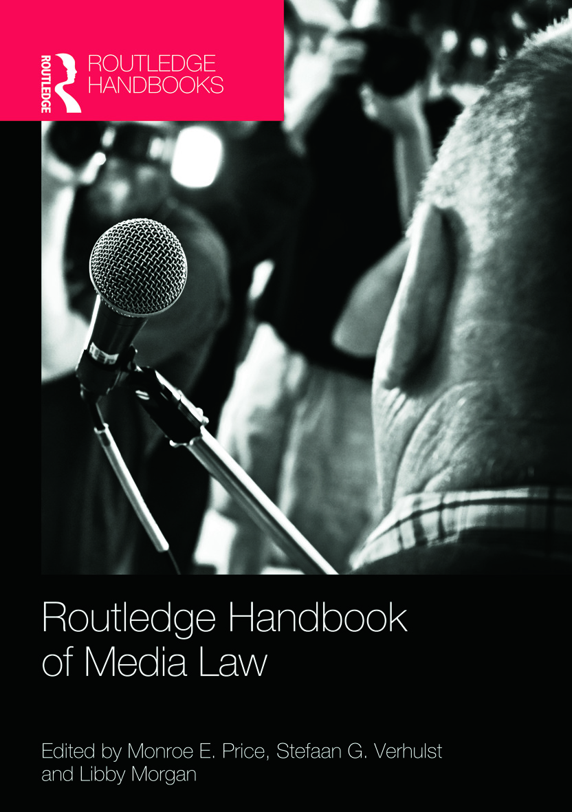 Routledge Handbook of Media Law (Hardback) book cover