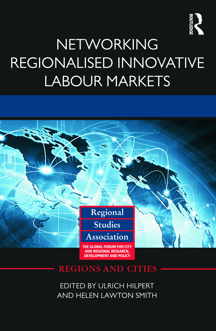 Networking Regionalised Innovative Labour Markets (Hardback) book cover