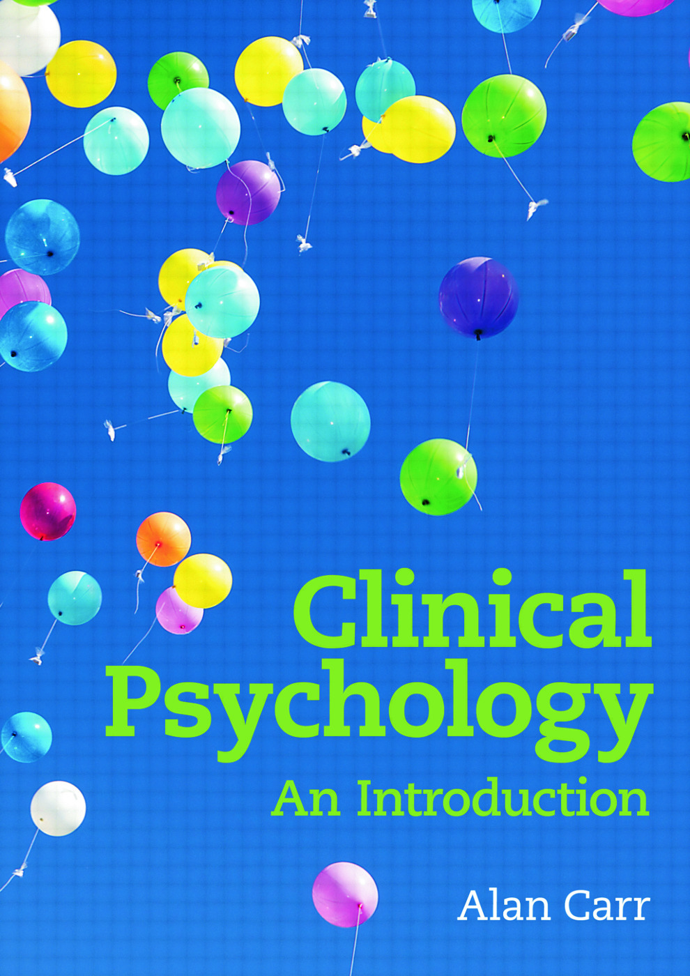 Clinical Psychology: An Introduction, 1st Edition (Paperback) book cover