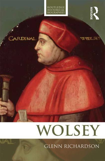 WOLSEY: 1st Edition (Paperback) book cover