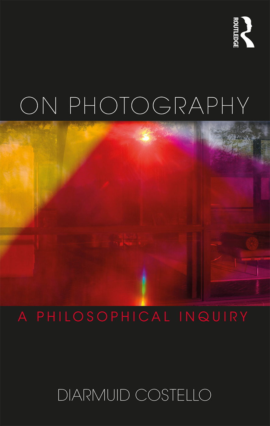 On Photography: A Philosophical Inquiry book cover