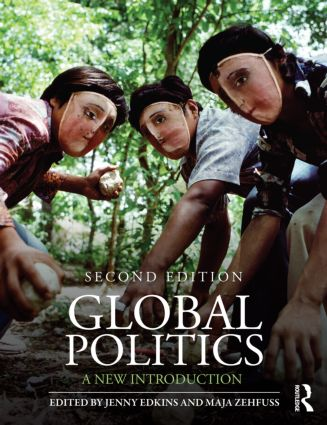 Global Politics: A New Introduction book cover