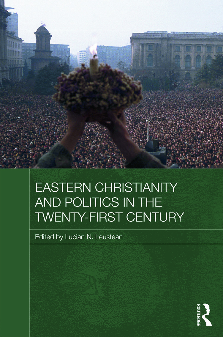 Eastern Christianity and Politics in the Twenty-First Century book cover