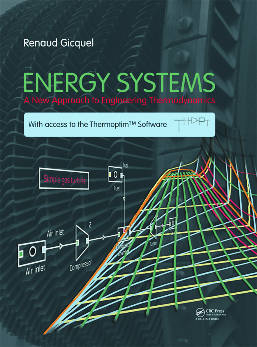 Energy Systems: A New Approach to Engineering Thermodynamics, 1st Edition (Hardback) book cover