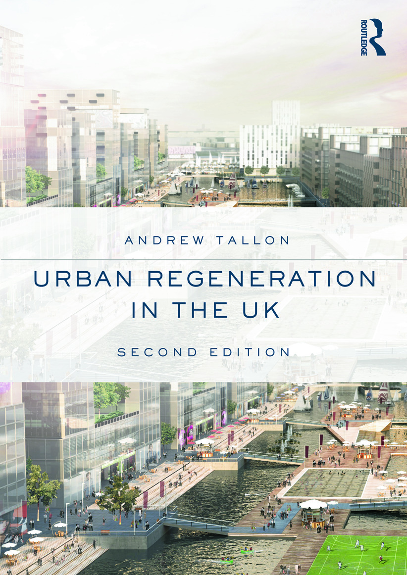 Urban Regeneration in the UK: 2nd Edition (Paperback) book cover