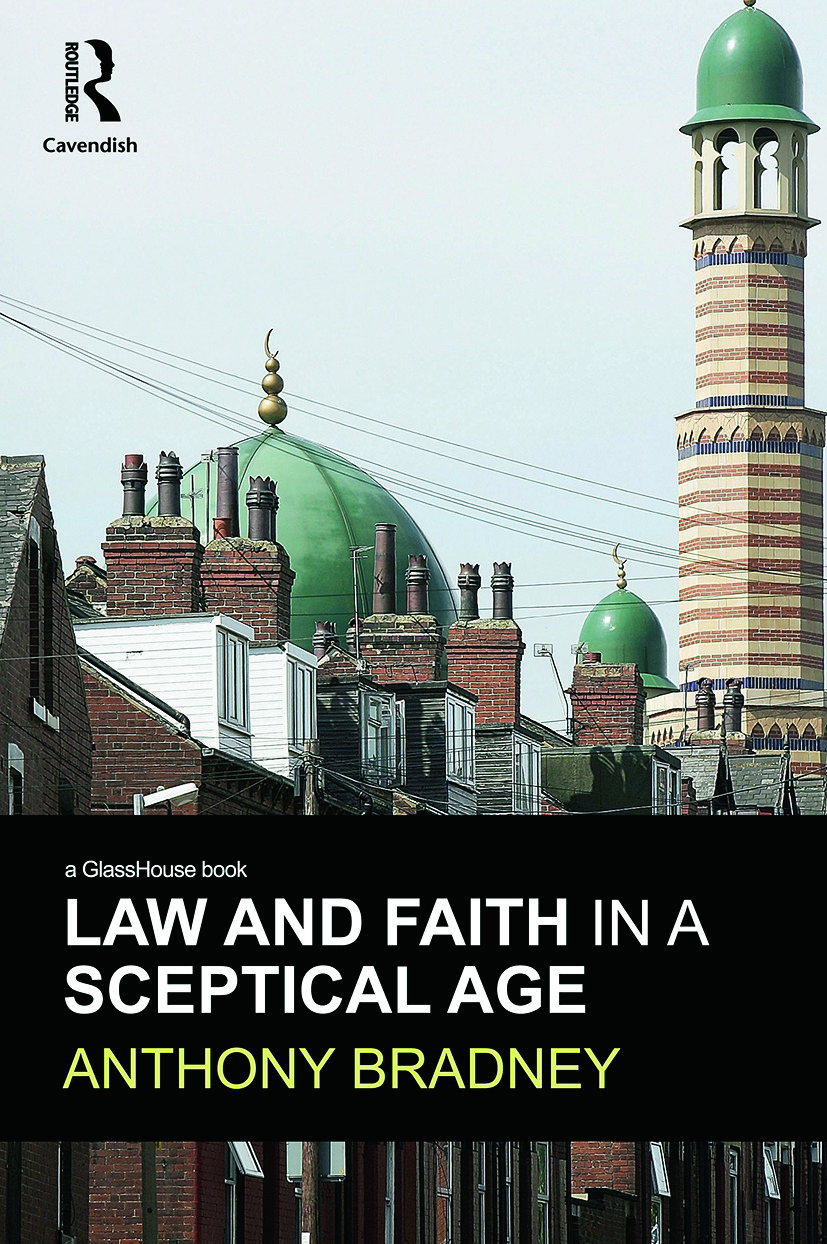 Law and Faith in a Sceptical Age (Paperback) book cover