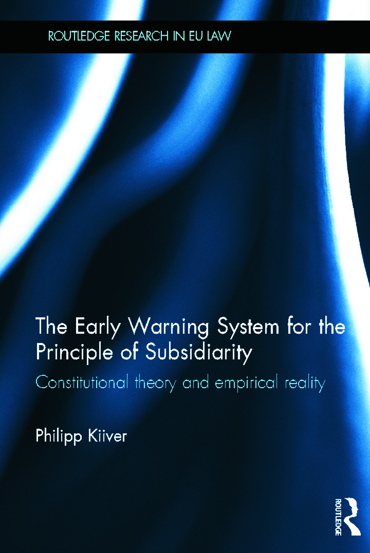 The early warning system as an accountability mechanism