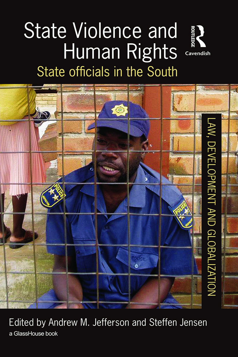 State Violence and Human Rights: State Officials in the South (Paperback) book cover