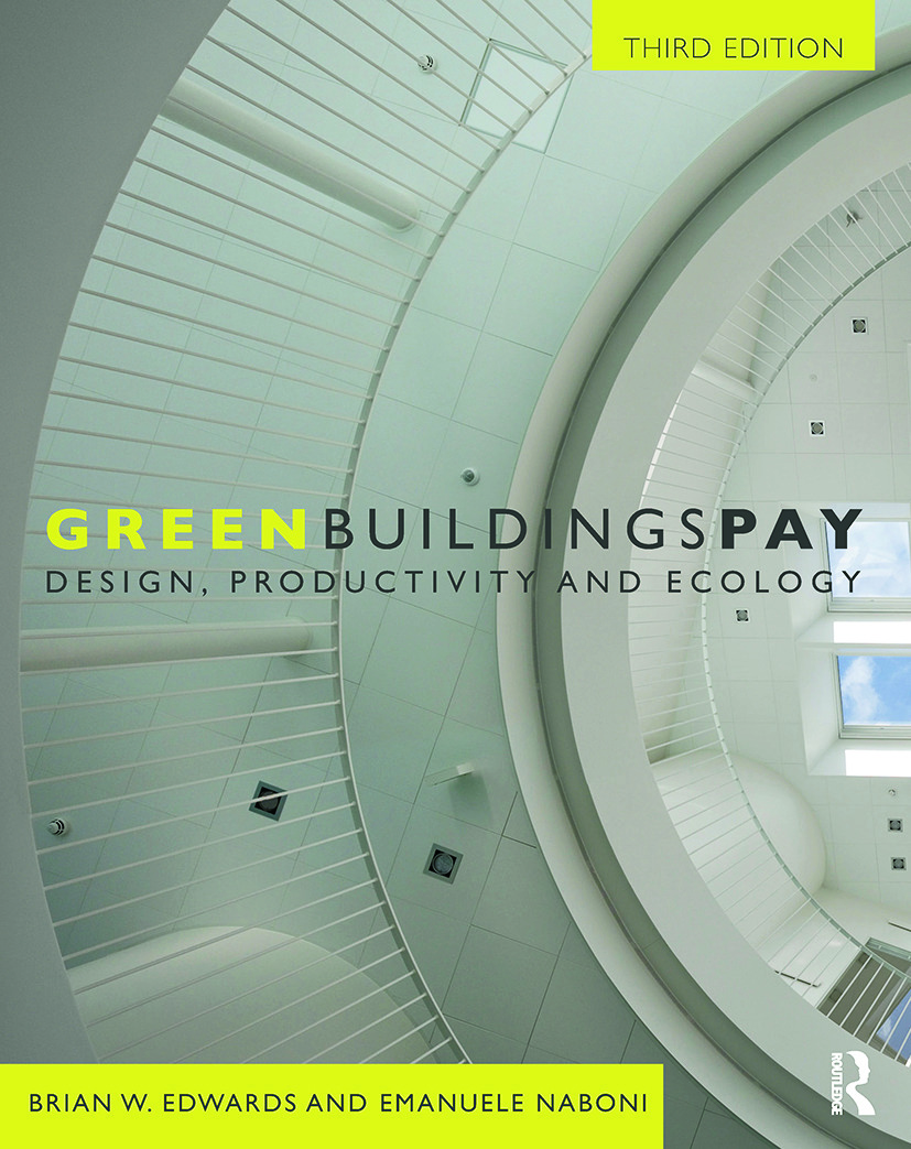 Green Buildings Pay: Design, Productivity and Ecology book cover
