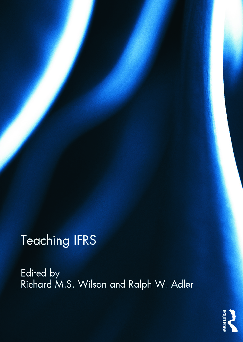 Teaching IFRS (Hardback) book cover