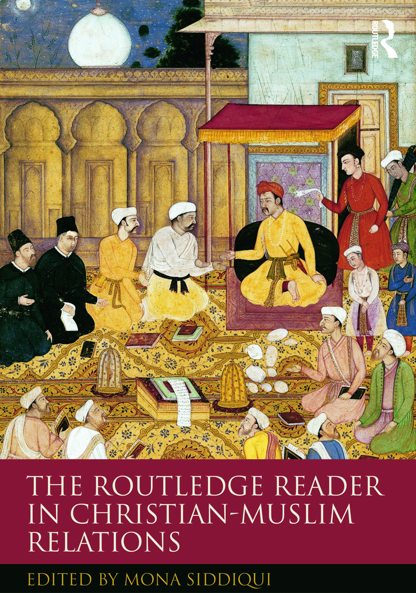 The Routledge Reader in Christian-Muslim Relations (Paperback) book cover
