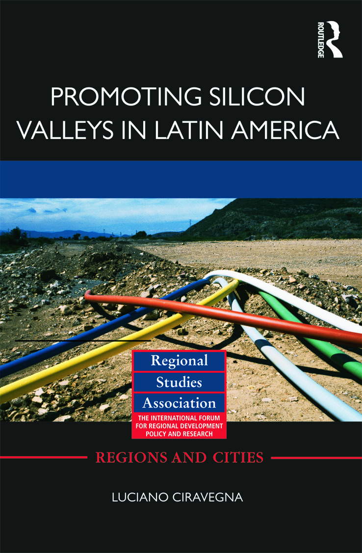 Promoting Silicon Valleys in Latin America: Lessons from Costa Rica (Hardback) book cover