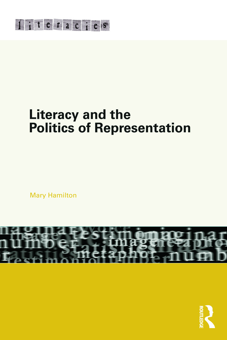 Literacy and the Politics of Representation (Paperback) book cover