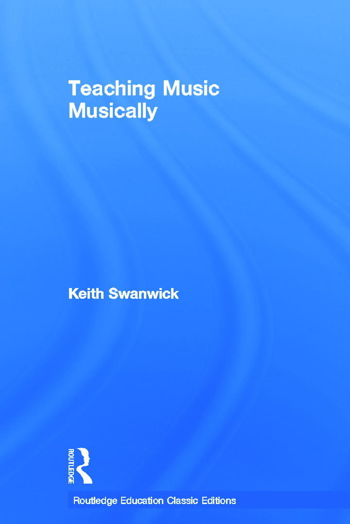 Teaching Music Musically (Classic Edition) book cover