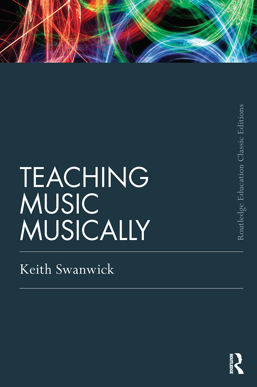 Teaching Music Musically (Classic Edition) (Paperback) book cover