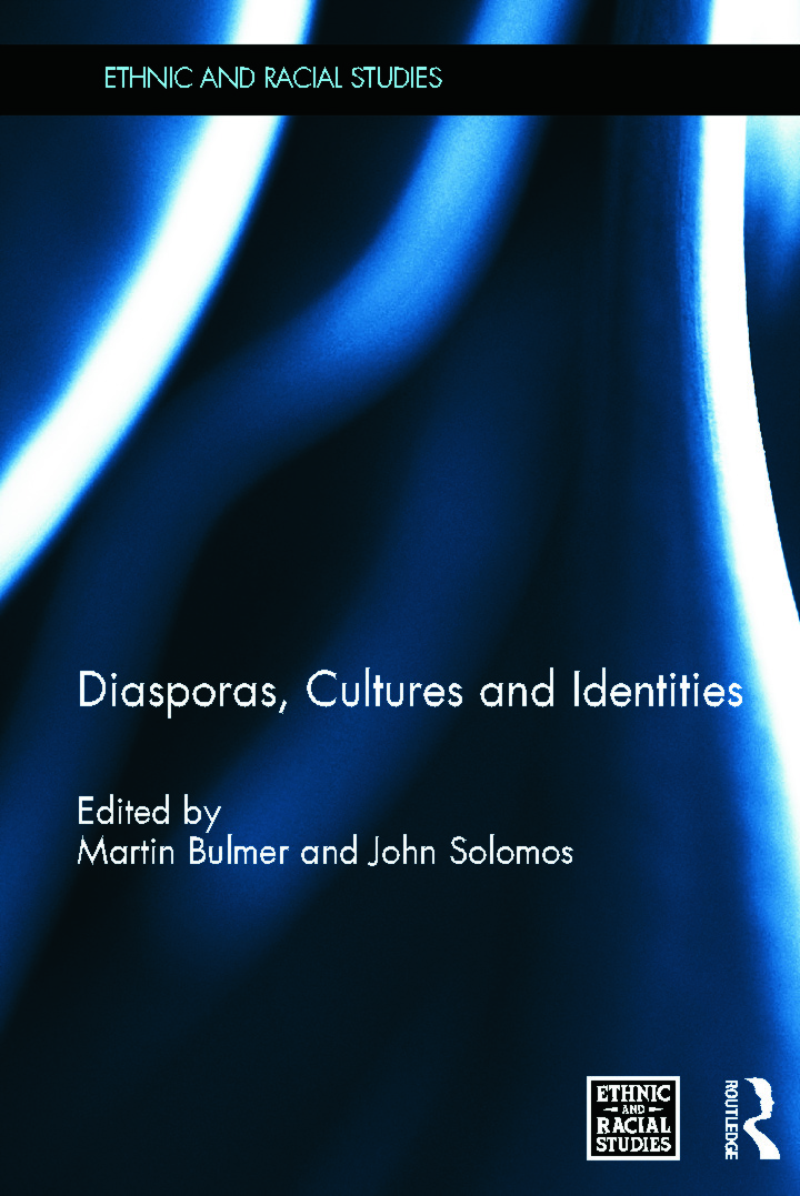 Diasporas, Cultures and Identities: 1st Edition (Hardback) book cover