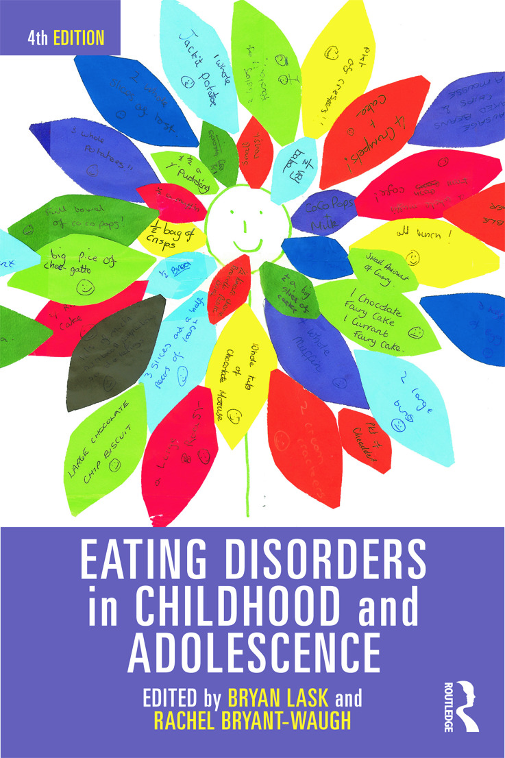 Eating Disorders in Childhood and Adolescence: 4th Edition, 4th Edition (Paperback) book cover