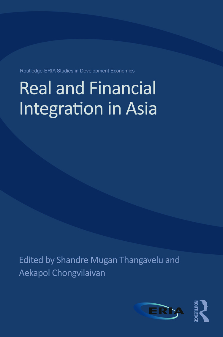 Real and Financial Integration in Asia (Hardback) book cover