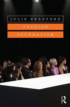 Fashion Journalism (Paperback) book cover