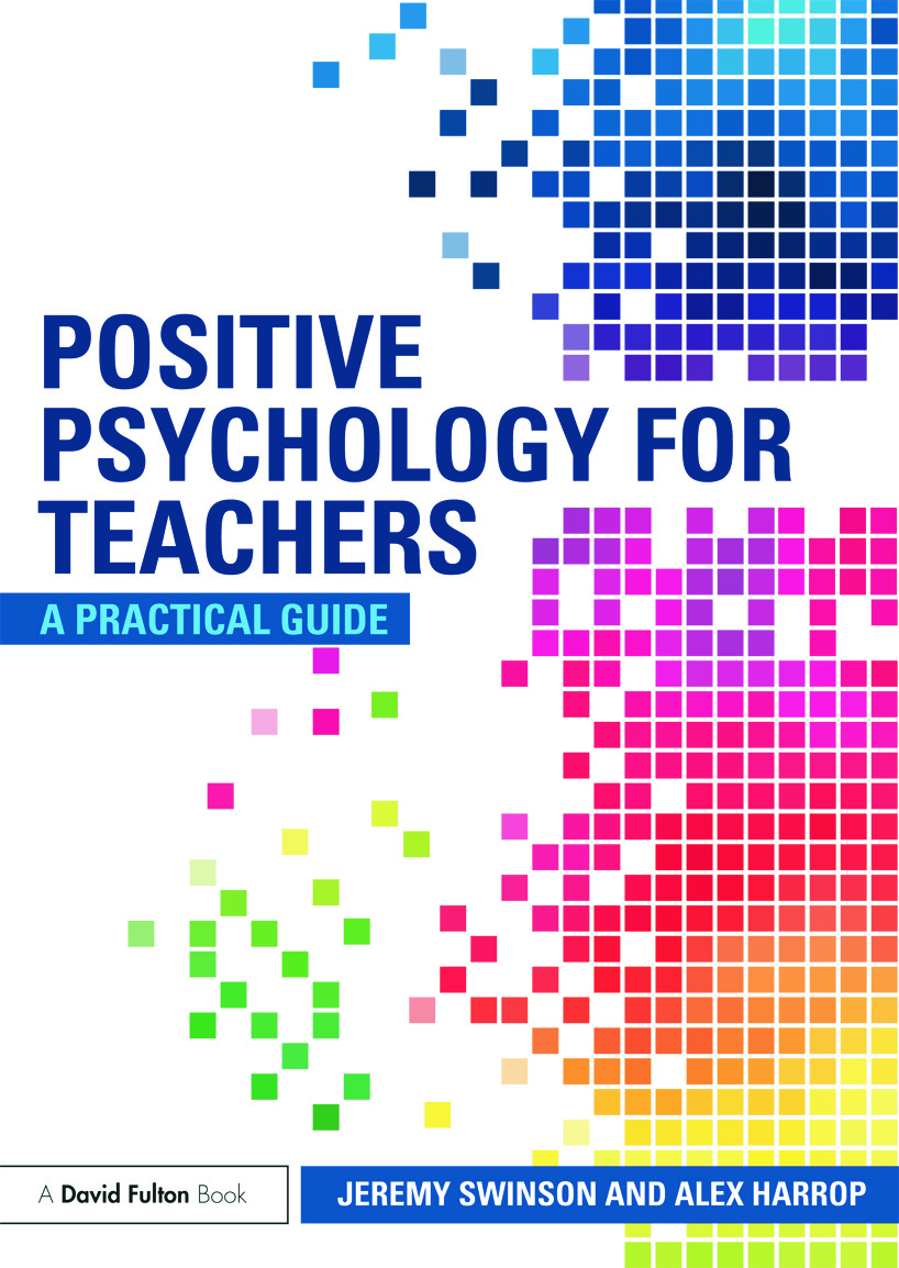 Positive Psychology for Teachers (Paperback) book cover