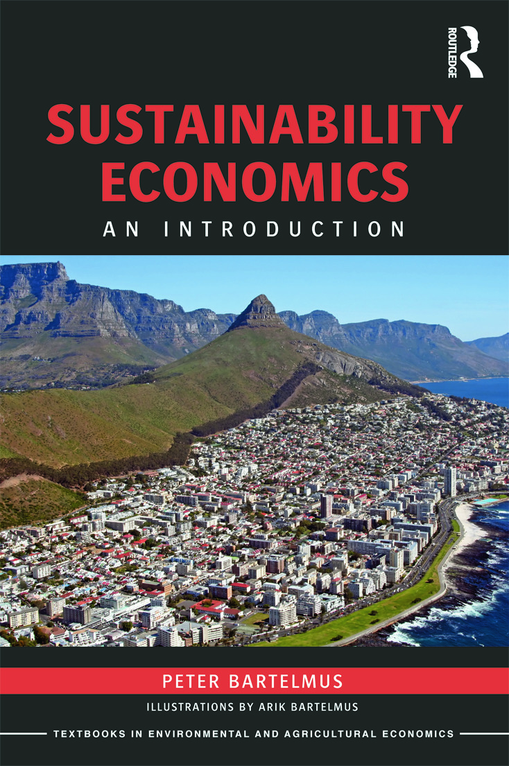 Sustainability Economics: An Introduction book cover
