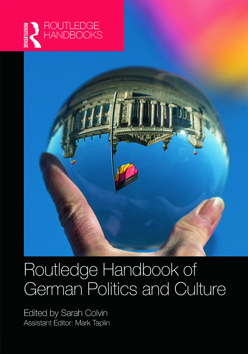 The Routledge Handbook of German Politics & Culture (Hardback) book cover