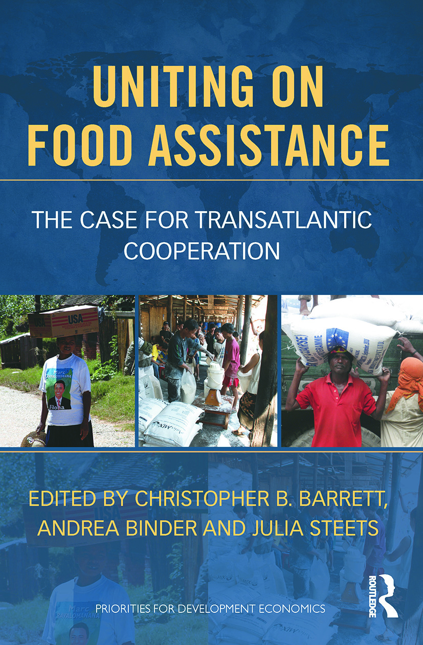 Uniting on Food Assistance: The Case for Transatlantic Cooperation (Paperback) book cover