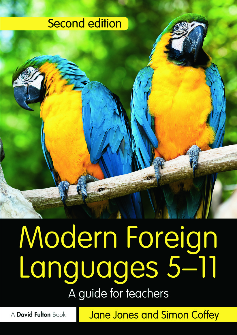 Modern Foreign Languages 5-11: A guide for teachers book cover