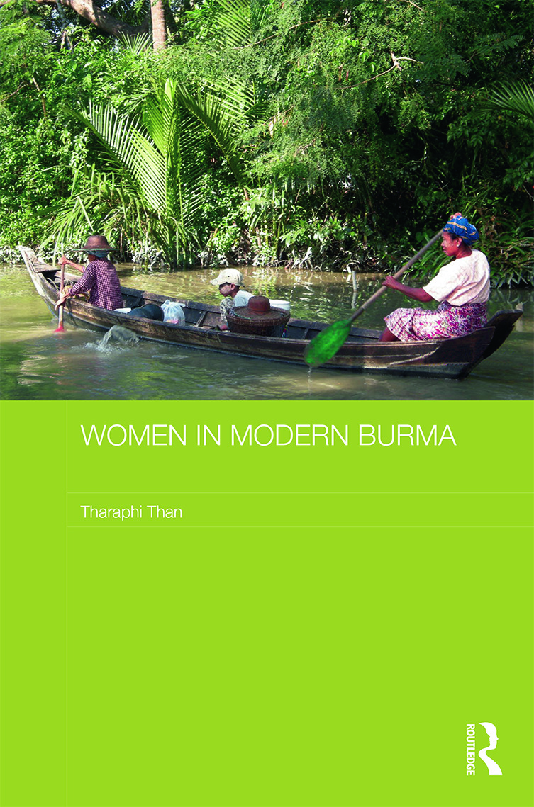 Women in Modern Burma (Hardback) book cover