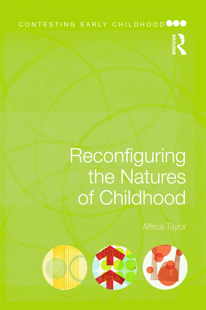 Reconfiguring the Natures of Childhood: 1st Edition (Paperback) book cover
