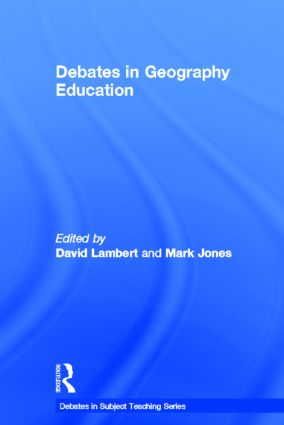 Debates in Geography Education book cover