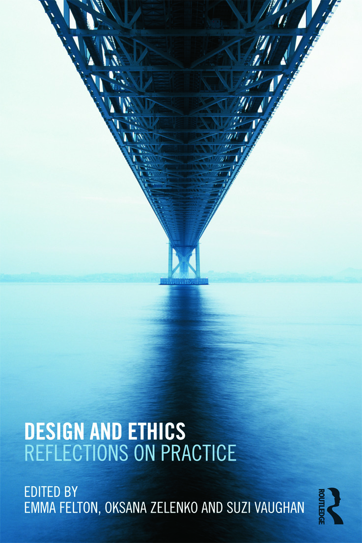Design and Ethics: Reflections on Practice (Paperback) book cover