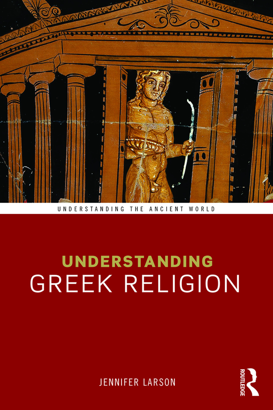 Understanding Greek Religion: 1st Edition (Paperback) book cover