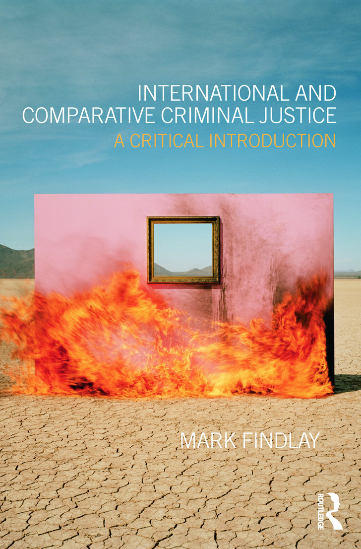 International and Comparative Criminal Justice (Paperback) book cover