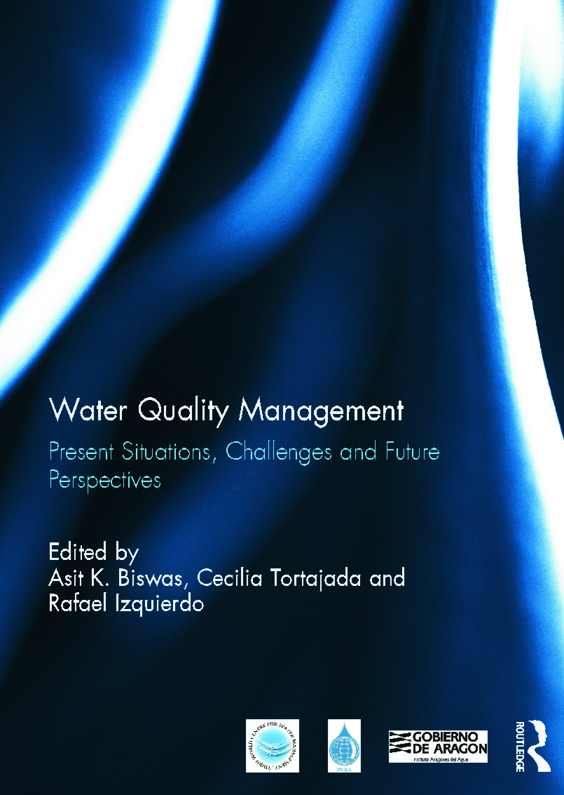 Water Quality Management: Present Situations, Challenges and Future Perspectives (Hardback) book cover