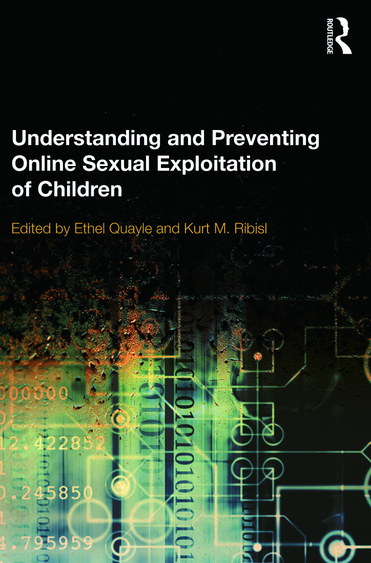 Understanding and Preventing Online Sexual Exploitation of Children (Paperback) book cover