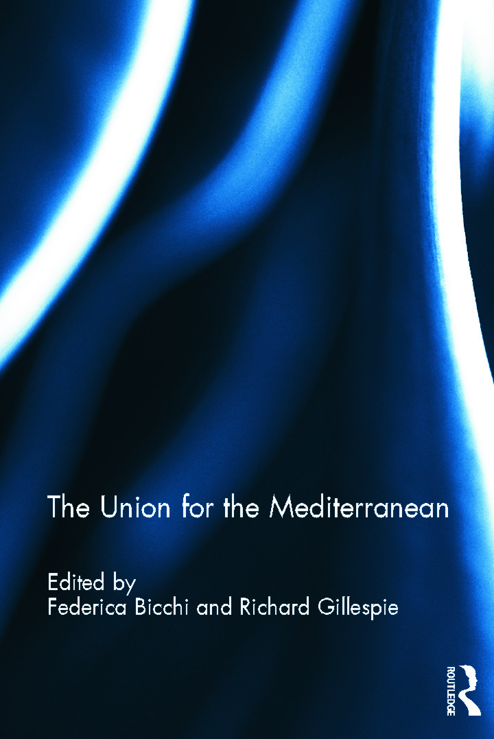 The Union for the Mediterranean (Hardback) book cover